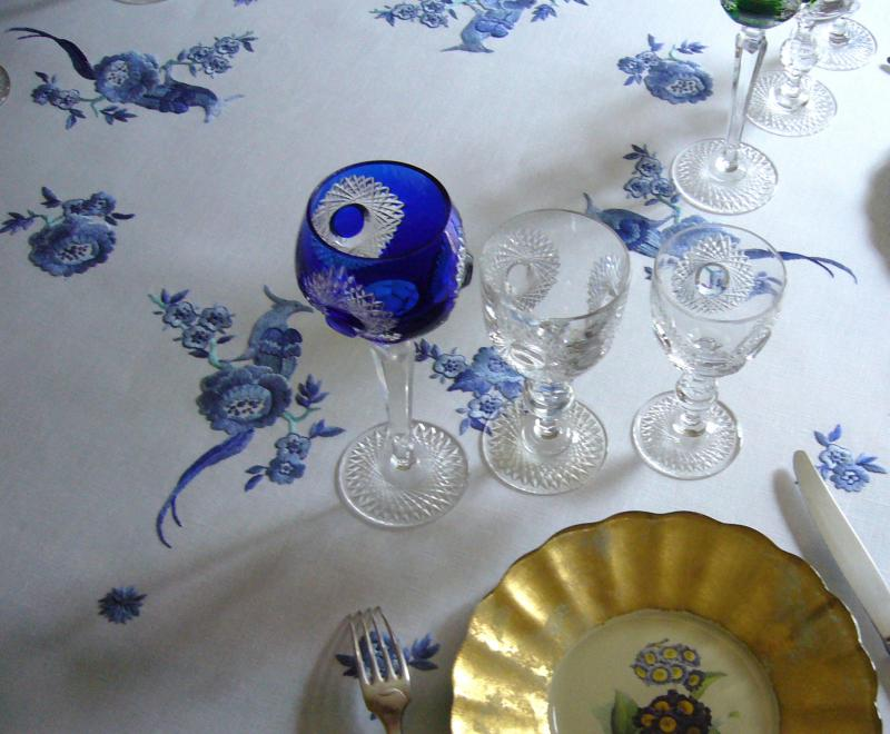 BENGALI bespoke tablecloth
